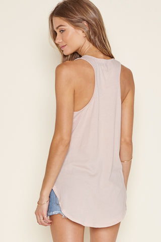 Leni Solid Tank by Amuse Society