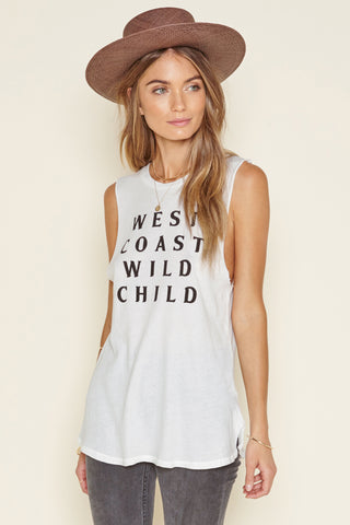 Wild Child Tank by Amuse Society