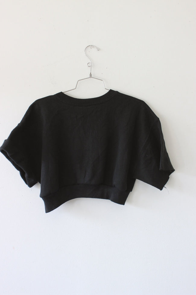 Crop Sweater by Luna B Vintage