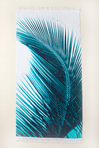 Lanikai Beach Towel by Amuse x Samudra