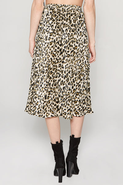 Animal Instinct Skirt by Amuse Society - FINAL SALE