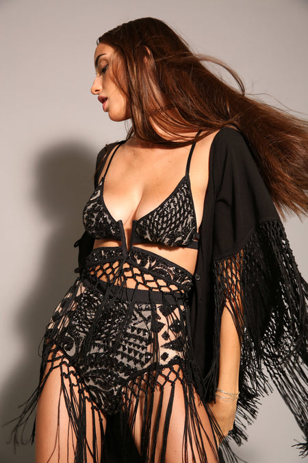 Samba Bodysuit by Amuse Society - FINAL SALE