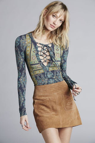 Aloha Tee by Free People - FINAL SALE