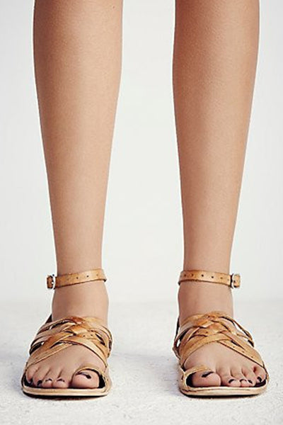 Belize Strappy Sandal by Free People - FINAL SALE