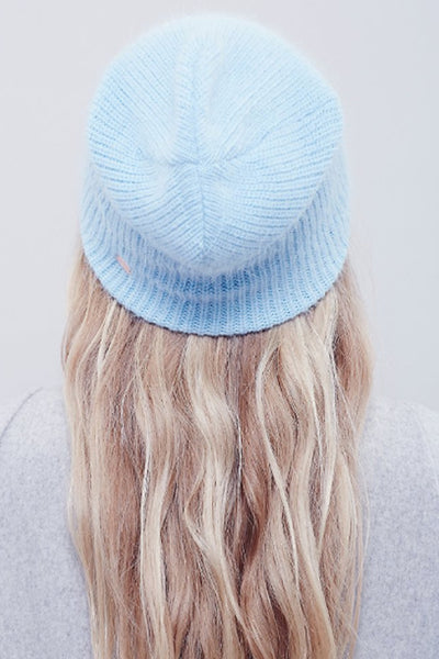 Axel Fuzzy Rub Beanie by Free People - FINAL SALE