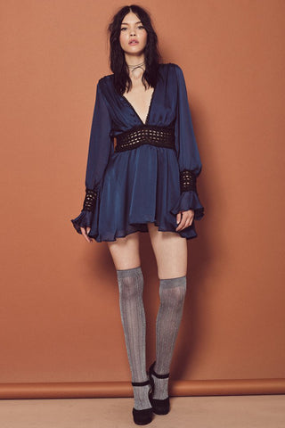 Celine Mini Dress by For Love & Lemons