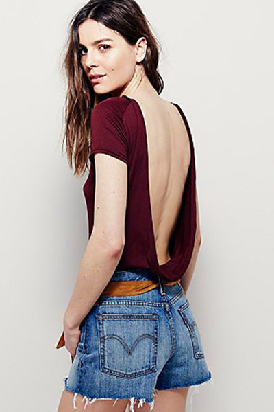 Carma Bodysuit by Free People - FINAL SALE