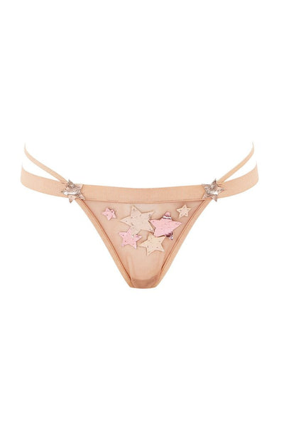 Constellation Thong by For Love & Lemons - FINAL SALE