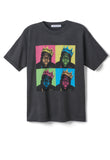 Biggie Pop Color King Oversized Tee by Daydreamer
