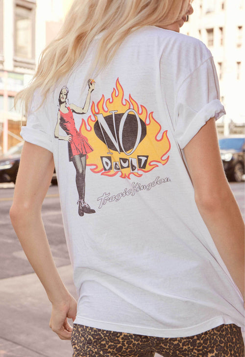 No Doubt Tragic Kingdom Weekend Tee by Daydreamer
