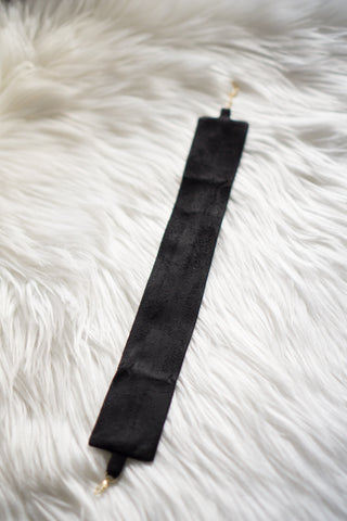 Suede To Order Choker