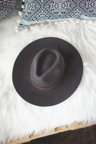 Perkins Fedora by Brixton