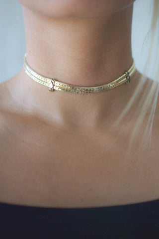 Chained Up Choker