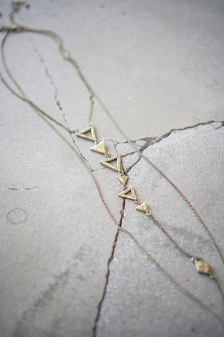 Triangular Body Chain