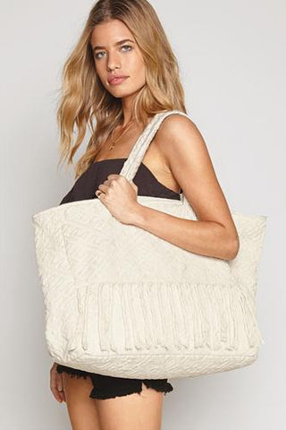 Desert Dreams Weekender Tote by Amuse Society