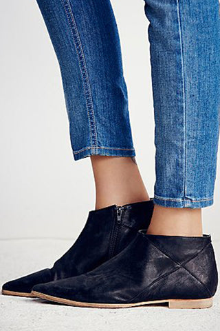 Desert Rider Ankle Boot by Free People- FINAL SALE