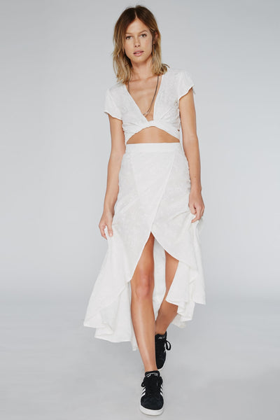 Wrap It Up Skirt by Flynn Skye - FINAL SALE