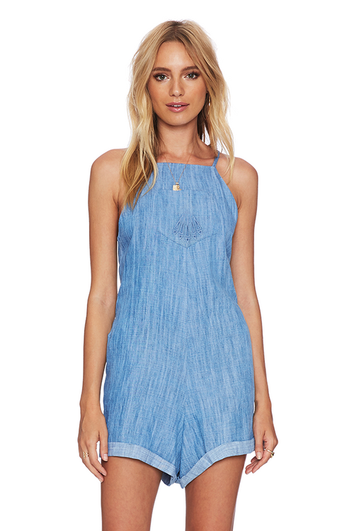 Bayside Romper by Beach Riot - FINAL SALE