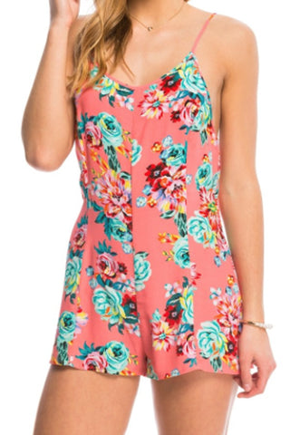Blooming Beach Playsuit by Minkpink - FINAL SALE