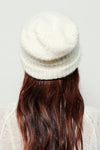 Axel Fuzzy Rib Beanie by Free People - FINAL SALE