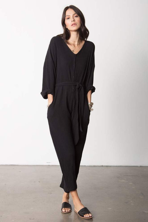 Cote D' Azure Jumpsuit by Stillwater - FINAL SALE