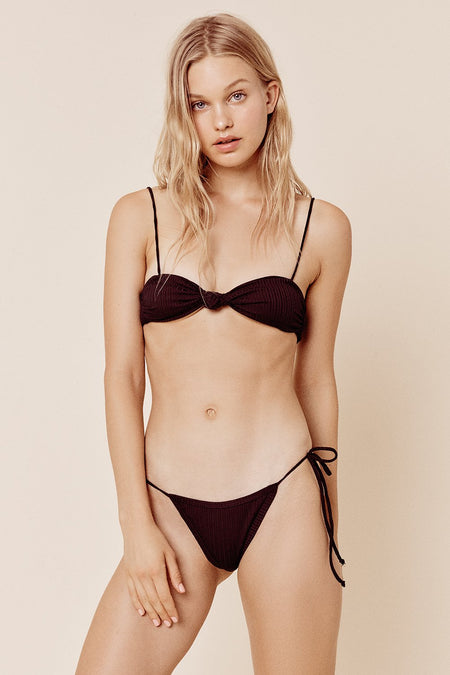 Daiquiri Ring Bandeau by For Love & Lemons