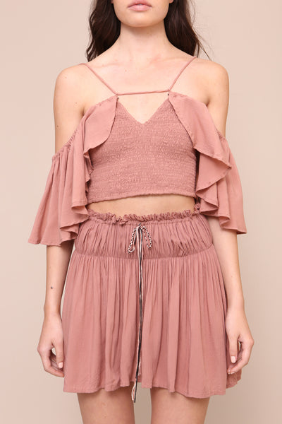 Roxy Crop Top by Indah - FINAL SALE