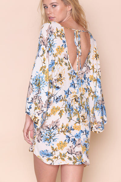 Soft Blooms Dress - FINAL SALE