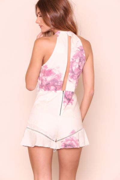 Rosewater Romper - FINAL SALE
