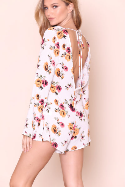 Rosie Posie Romper - FINAL SALE