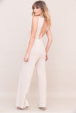 Exposed Jumpsuit- FINAL SALE