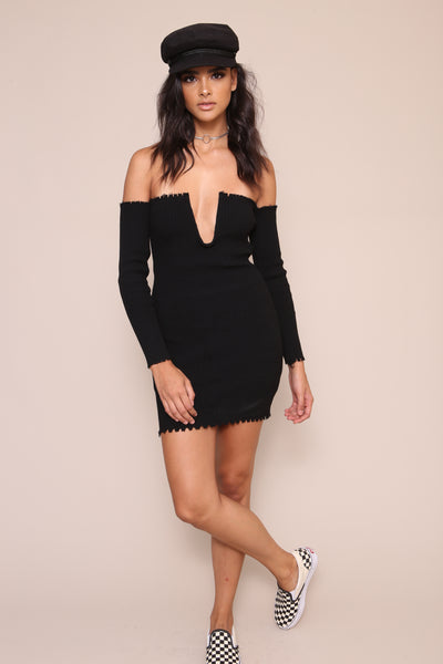 Dangerous Woman Dress- FINAL SALE