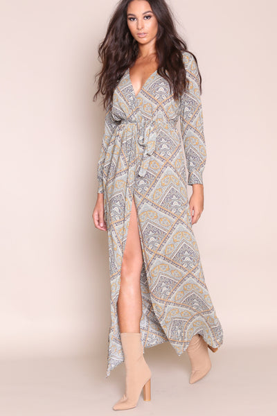 Odesza Maxi Dress
