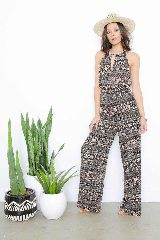Dazed Jumpsuit - FINAL SALE