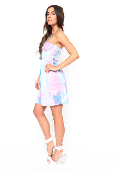Pastel Party Dress - FINAL SALE