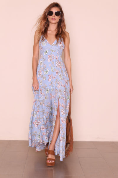 Spread Like Wildflowers Maxi Dress- FINAL SALE
