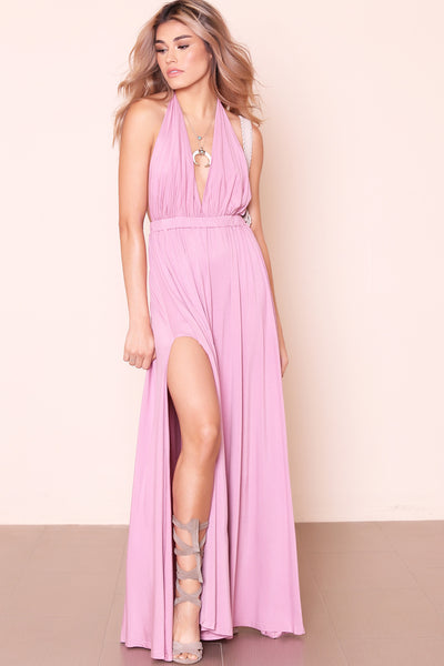Daiquiri Dreamin' Maxi Dress - FINAL SALE
