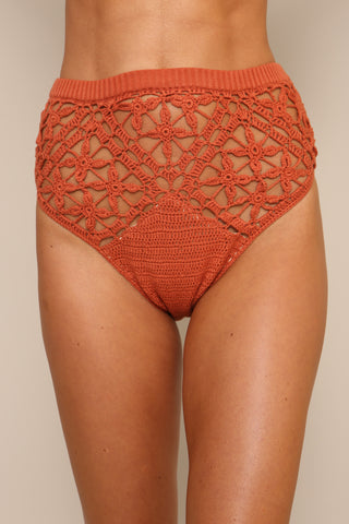 Tigress Crochet High Bottoms by Somedays Lovin