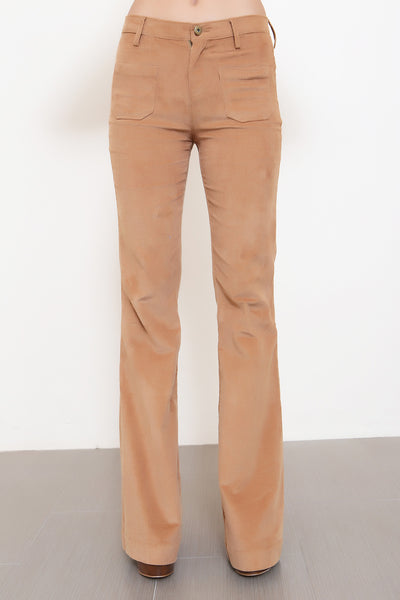 Super Fly Corduroy Bell Bottoms - FINAL SALE