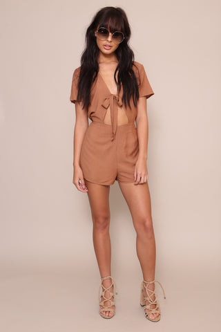 Miles Away Playsuit by Somedays Lovin