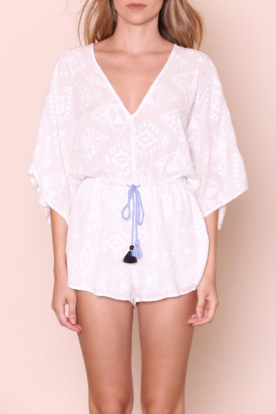 Poolside Romper- FINAL SALE