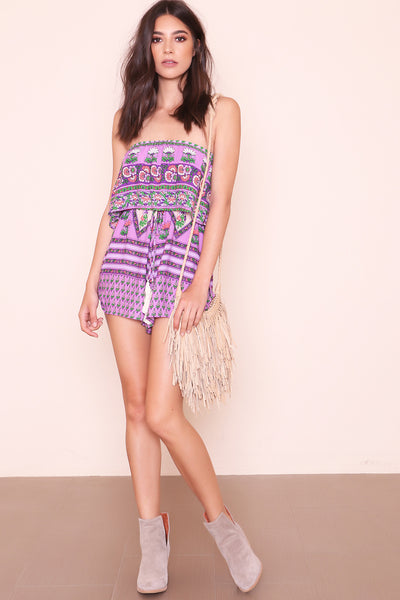 Sun Drenched Romper - FINAL SALE