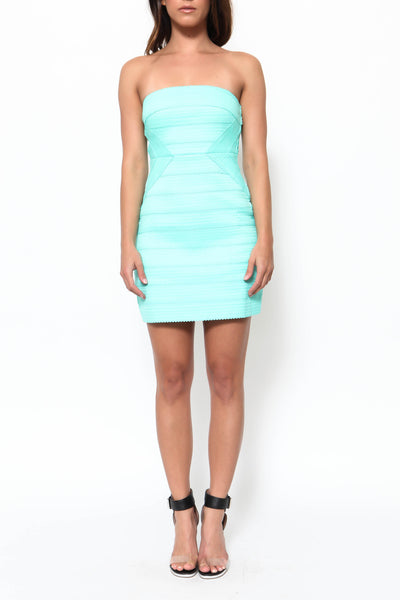 She's All That Bandage Dress - FINAL SALE