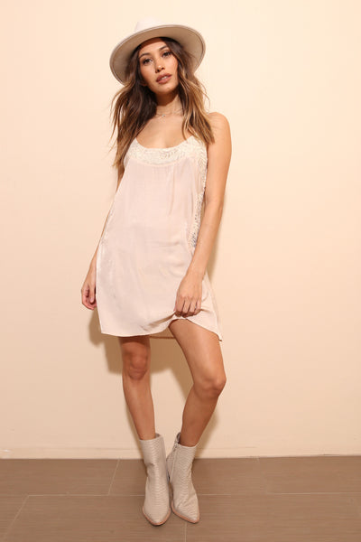 Wandering Minds Slip Dress by Somedays Lovin - FINAL SALE