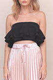 Love Shakin' Crop Top - FINAL SALE