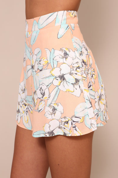 Palm Springs Waisted Shorts by Minkpink
