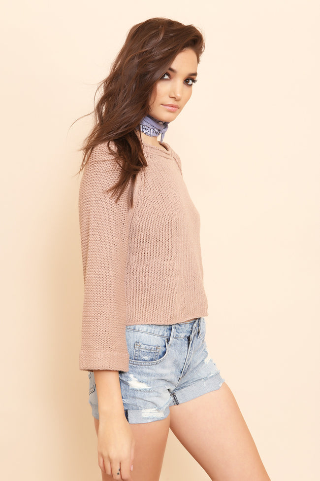Endless Stories Pullover by Free People - FINAL SALE