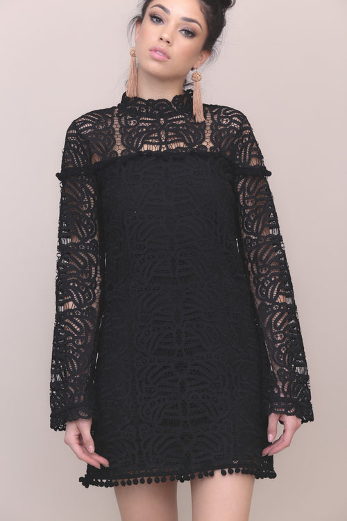 Matilda Lace Dress by Tularosa - FINAL SALE