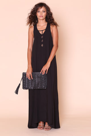 Back At It Maxi Dress - FINAL SALE