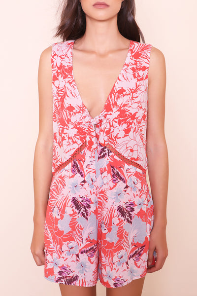 Santiago Romper by Free People - FINAL SALE
